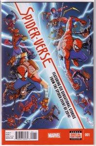Spider-Verse   #1 VF
