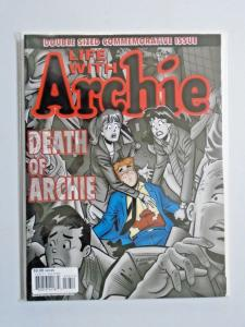 Life With Archie The Death of Archie #1 2nd Print 6.0 FN (2014)