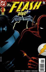 Flash (1987 series) Plus #1, NM- (Stock photo)