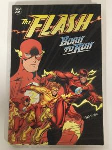 The Flash Born To Run TPB NM Near Mint DC Comics Mark Waid Humberto Ramos