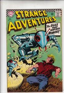 Strange Adventures #197 (Feb-67) NM/NM- High-Grade