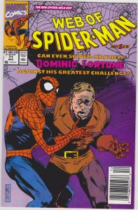 Web of Spider-Man #71