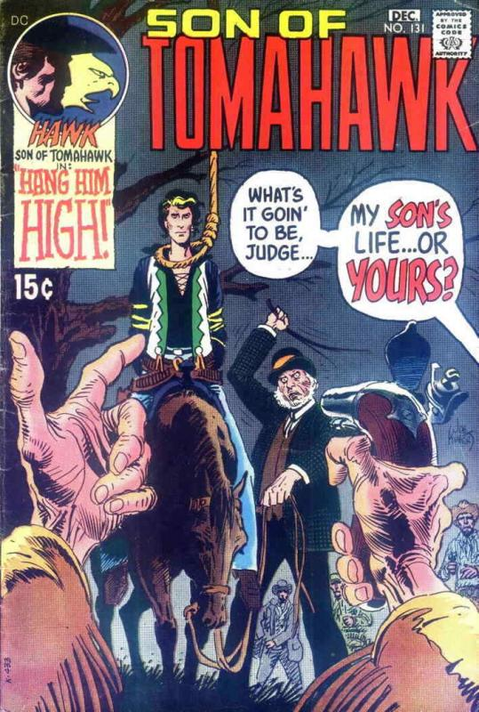 Tomahawk #131 VF/NM; DC | save on shipping - details inside