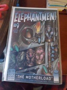 Elephantmen #59 (2014)