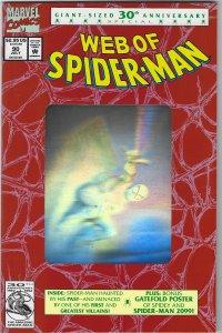 Web Of Spider-Man #90