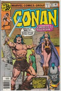 Conan the Barbarian #93 (Dec-78) VF/NM High-Grade Conan the Barbarian
