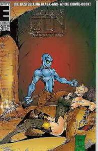 Young Zen Intergalactic Ninja #3 VF/NM; Entity | save on shipping - details insi