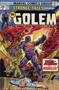 Strange Tales (1st Series) #176 FN; Marvel   save on shipping - details inside