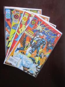 Amazing X-Men (1995) #1-4 Set - Avg VF+ - 1995