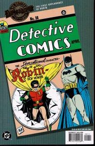 Millennium Edition: Detective Comics #38 - VF/NM - DC 2000