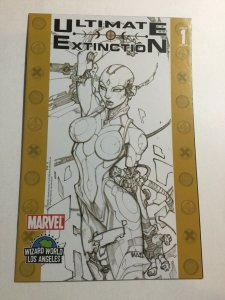 Ultimate Extinction 1 Wizard World Los Angeles Variant Fine/Very Fine Marvel