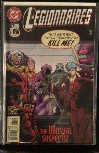 Legionnaires #57 (1998)