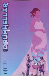 Drumhellar #10 VF/NM; Image | save on shipping - details inside