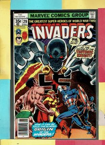 THE INVADERS 29