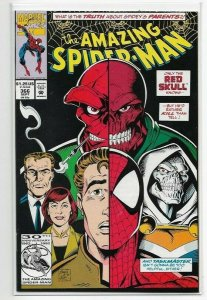 THE AMAZING SPIDER-MAN #366 (SEP 1992, MARVEL) NM CONDITION