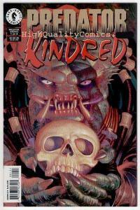 PREDATOR : KINDRED #1, NM+, Hunter, Beast, Monster, more in store