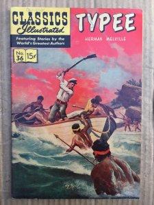 Classics Illustrated #36