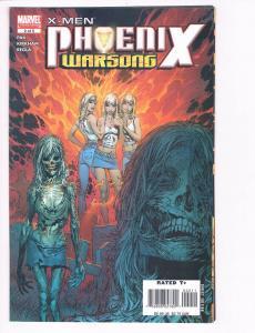 Phoenix Warsong # 2 FN Marvel Comic Book Limited Series Cyclops X-Men Storm S80