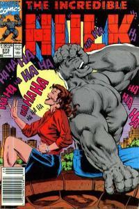Incredible Hulk (1968 series) #373, NM- (Stock photo)