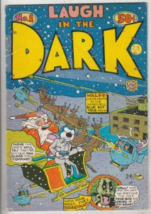 Laugh In the Dark #1 (Jan-71) VG Affordable-Grade