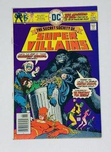 SECRET SOCIETY OF SUPER VILLAINS #1 (1976)