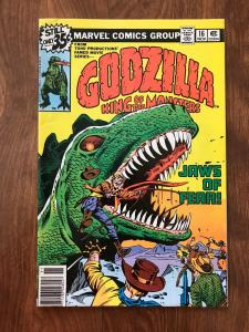 Godzilla: King of the Monsters #16 (Marvel; Nov, 1978) - Fine+