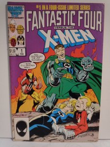 Fantastic Four vs. The X-Men #1