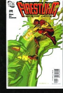 Firestorm #28 (2006)