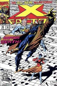 X-Factor (1986 series) #79, VF+ (Stock photo)