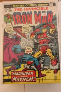Iron Man 61  VF