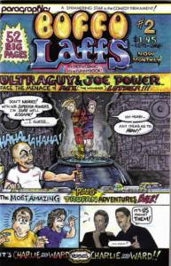 Boffo Laffs #2 VF/NM; Paragraphics | save on shipping - details inside