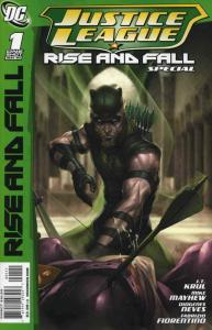 Justice League: The Rise & Fall Special #1 FN; DC | save on shipping - details i