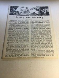 The Burroughs Bulletin 17 Nm Near Mint Magazine