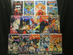 SCARLETT 1-14  Complete Vampire series!
