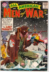 All-American Men of War #104 (Aug-64) VF High-Grade Johnny Cloud