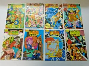 E-Man Comics lot all 22 different books 8.0 VF (1983)
