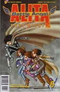 Battle Angel Alita Part 8 #6 FN; Viz | save on shipping - details inside