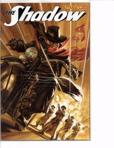 Dynamite Comics (2012) The Shadow #8 Alex Ross Cover