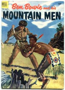 Ben Bowie and his Mountain Men- Four Color Comics #443 1952- 1st issue