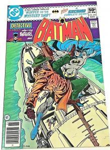 DETECTIVE COMICS#496 VF 1980 DC BRONZE AGE COMICS