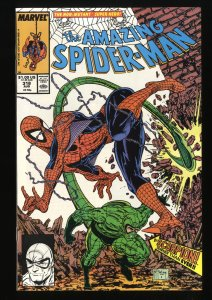 Amazing Spider-Man #318 NM- 9.2 McFarlane Scorpion! Marvel Comics Spiderman