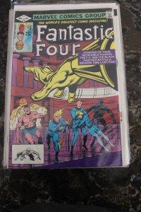 FANTASTIC FOUR #241 (Marvel,1982) Condition VF/NM