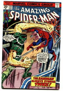 AMAZING SPIDER-MAN #154 comic book-MARVEL COMICS