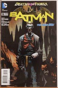 Batman #15, 16, and 17 - Near Mint 9.4 - New 52 (2013)