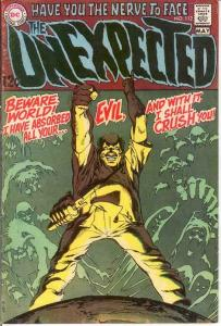UNEXPECTED (TALES OF) 112 VG-F   May 1969 COMICS BOOK