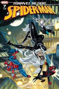 Marvel Action: Spider-Man #7, NM (Stock photo)