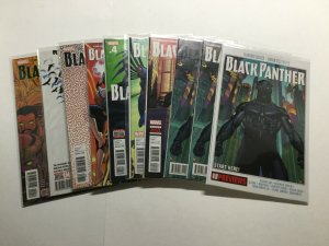 Black Panther 1-4 7-18 166-172 1-18 And More Lot Run Set Near Mint Nm Marvel