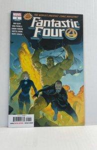 Fantastic Four: Fourever #1 (2019)