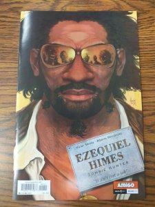 EZEQUIEL HIMES: ZOMBIE HUNTER #1 (AMIGO COMICS) LOW PRINT RUN NM