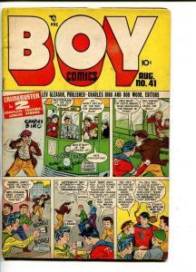 BOY  #41-1948-LEV GLEASON-MAURER-DAREDEVIL-fn